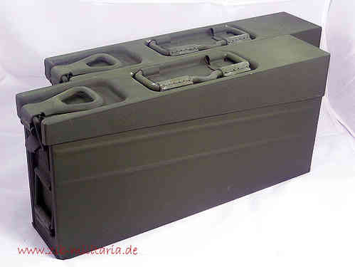 BW MG3/MG42 Ammo Crate - DOUBLE PACK