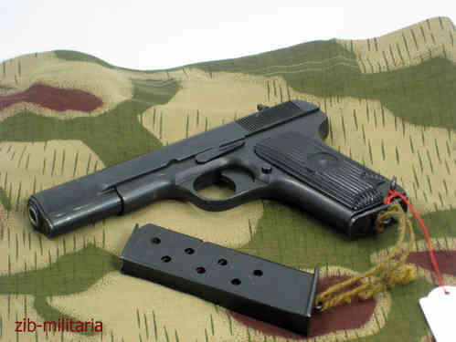 Tokarev TT33, deactivated pistol (post war)