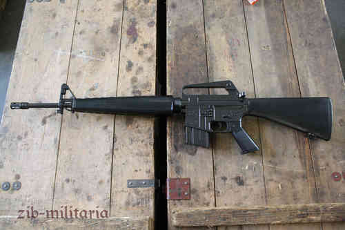 US M16 / M16A1, assault rifle model