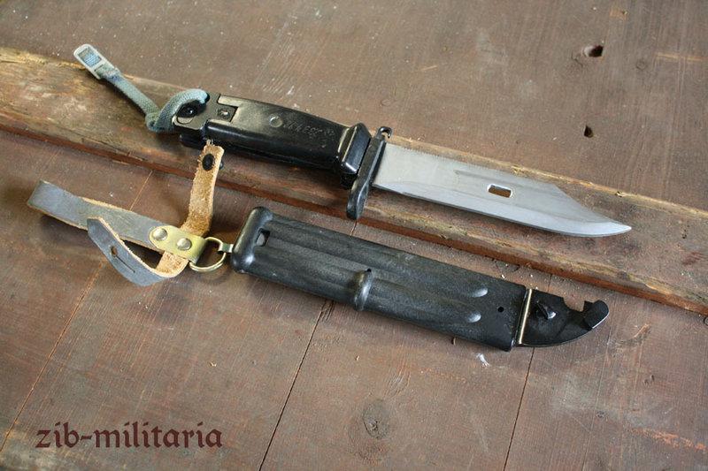 Ak74 Bayonet Nva East German Army