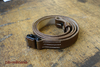 MP40 leather sling, brown