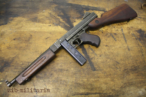 Thompson M1A1, Deko MP (WWII)