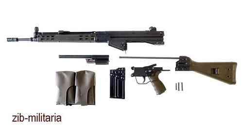 G3 / G36 / P1 / / MP5 / UZI - zib-militaria de