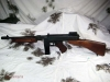 "Thompson 1928A1 ""Lyman"", deactivated MP (WWII)"