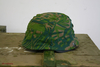 WX helmet cover palm tree camo, reversible