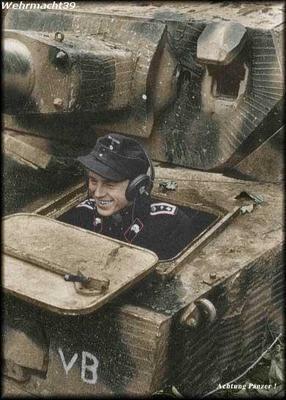 5870691c710 ... WH Panzer field cap M43