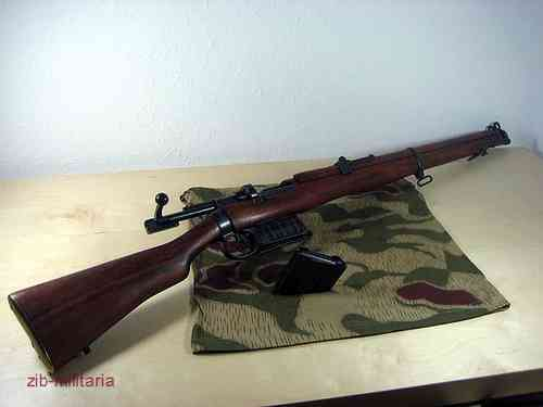 Brit. Lee Enfield MK1, rifle model