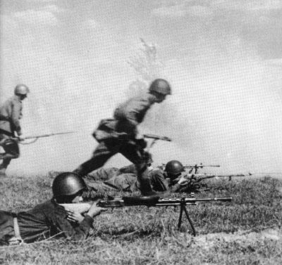 armas rusas de la segunda guerra mundial