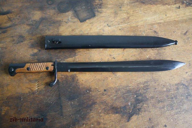 K98 Bayonet 98 05 Blued