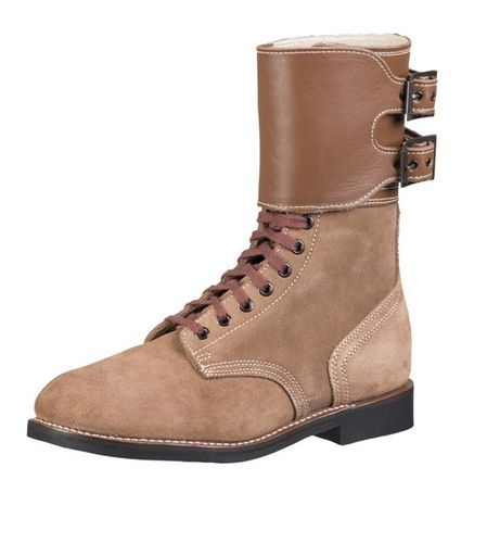 US leather boots M43