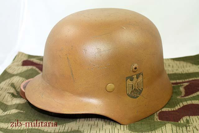 Steel helmet, DAK