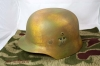 Stahlhelm Carentan, Normandie