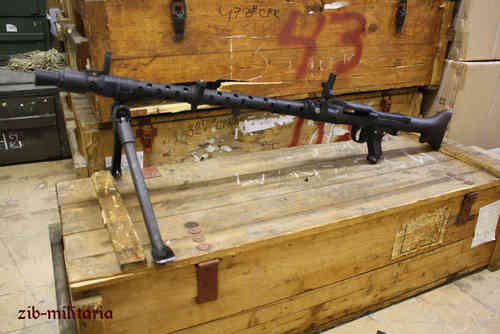 WH MG34 steel/alu with bipod, MG model