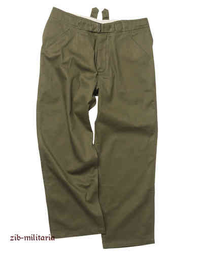 WH tropical pants M40, Africa Korps