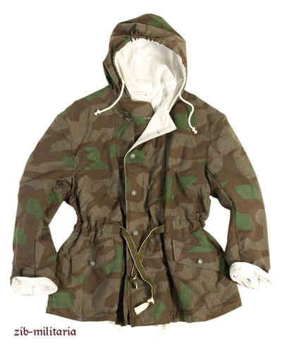 WH field jacket reversible, splitter camo, Sturm