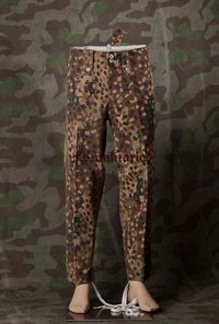 WX field pants M44 pea dot (4-COLOUR)