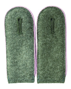 WH shoulder boards Mannschaften, Fieldgrey-Pink