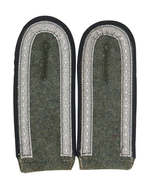 WH shoulder boards UFFZ, black (18302007)