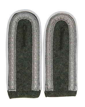 WH shoulder boards UFFZ, white (18302008)