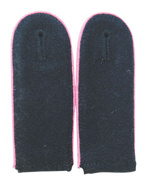 Shoulder Boards Wehrmacht Panzer, pink (18304005)