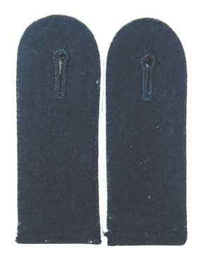 Shoulder Boards Waffen-SS enlisted man, white