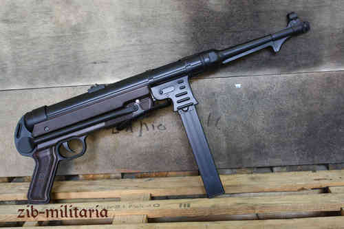 MP40 steel body, AEG, 0,5 Joule, AGM
