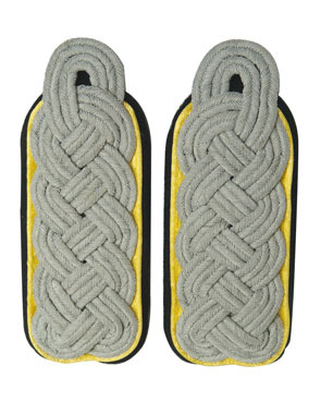 WX Shoulder Boards Offizier Major, yellow (18323001)