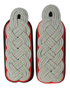 WX Shoulder Boards Offizier Major, red (18323006)