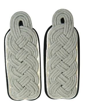 WX Shoulder Boards Offizier Major, white (18323008)
