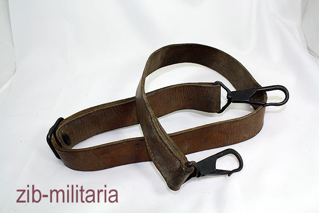 zb30 leather sling as mg34 mg42 carrying sling for. Black Bedroom Furniture Sets. Home Design Ideas
