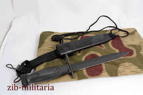 US bayonet M7 for M16 with M10 scabbard, original