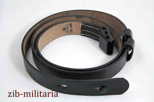 MP38/MP40 leather sling, black