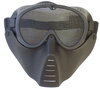 Protection mask GSG, black