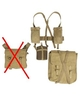 WWII British large carrying system M37