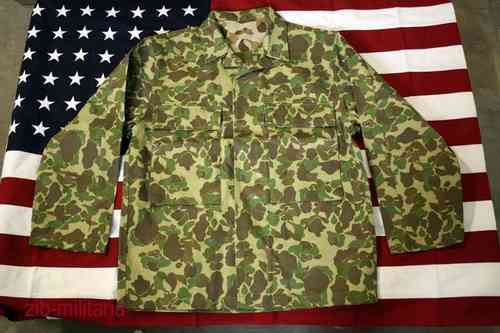 US Army HBT field blouse pacific camo