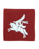 "WWII british decals ""Pegasus"", Pair"