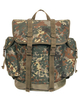 Miltec German Army mountain hunter backpack, dot camo