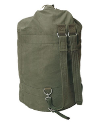 German Army sea sack with lock ring
