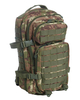 Aussault backpack, italian vegetato camo, 30 Liter