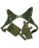 Miltec tactical shoulder holster, oliv