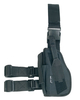 Miltec tactical low belt holster, right