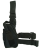 Miltec tactical low belt holster, left