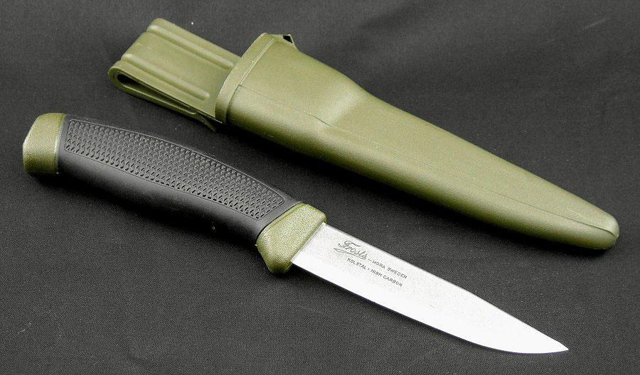 Swedish Army Mora Knife Military