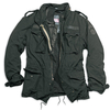 US field jacket M65 Regiment black