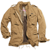US field jacket M65 Regiment dark sand