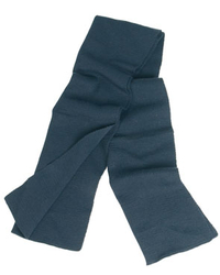German Army wool scarf, blue
