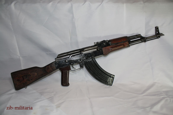 AK47 (AKM) org  Russia, used, deactivated assault rifle