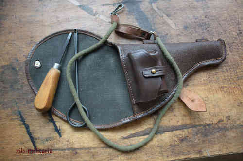 Red Army Holster Nagant Revolver I incl. sling