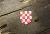 Croatia helmet decal for M35,M40,M42 steel helmet