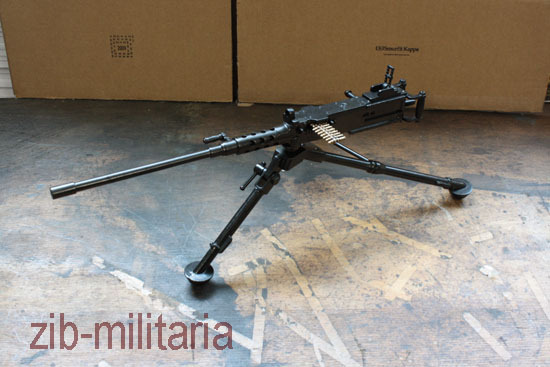 US Browning M2  50cal, mini metal model